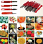 Vegetable-Fruit-Carving-Tools-Knife-set-4-9-pcs-Art-Food-Stainless-Steel thumbnail 1