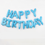 Self-Inflating-Happy-Birthday-Banner-Balloon-Bunting-Gold-Silver-Letters-Foil thumbnail 16