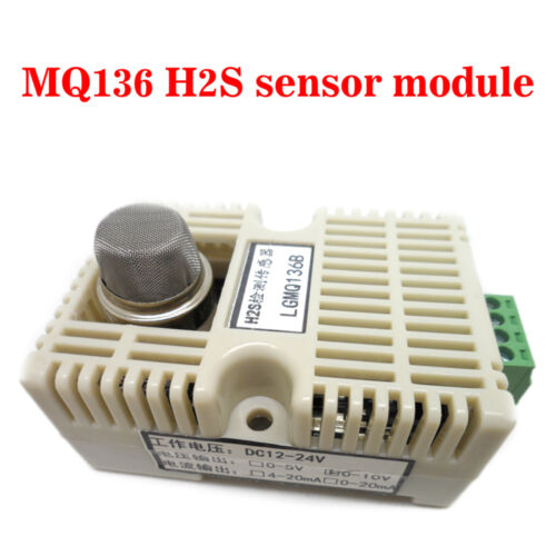 USA MQ-136 Hydrogen Sulfide Gas Detection Sensor Module With Shell H2S