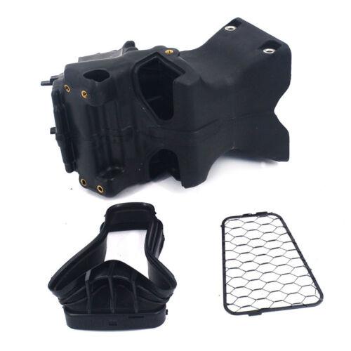 Ram Air Intake Tube Duct Cover Fairing for Honda CBR CBR600RR F5 2007-2012 Black