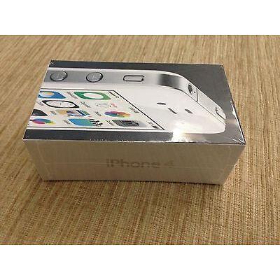 Apple iPhone 4 - 8GB - White (Unlocked) Smartphone