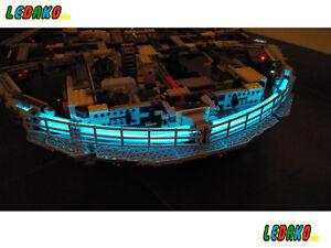 Beleuchtungsset-pour-75192-UCS-LEGO-Millenium-Falcon-DEL-Star-Wars