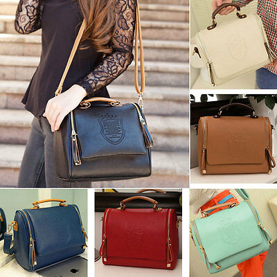 Women Handbag Shoulder Bags Tote Purse Leather Women Messenger Hobo Bag New