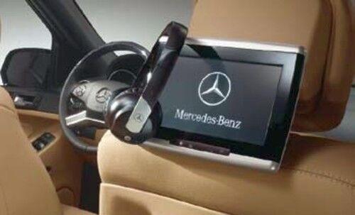 DVD Player-rear-seat Entertainment System Mercedes-Benz OEM 67827042