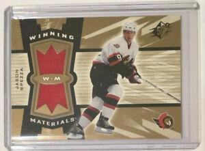05-06-Upper-Deck-SPx-Winning-Materials-Dual-Jersey-Jason-Spezza-Ottawa-Senators