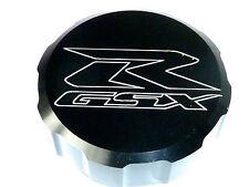 SUZUKI GSXR600 GSXR750 FRONT BRAKE MASTER CYLINDER SCREW TOP LID CAP BLACK B13G