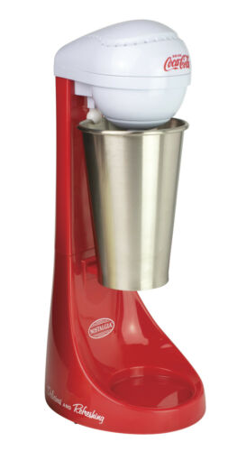 Nostalgia MLKS 100 COKE Coca-Cola Limited Edition deux vitesse Milkshake Maker