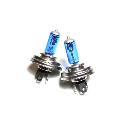 Talbot Express 100w Super White Xenon HID Low Dip Beam Headlight Bulbs Pair