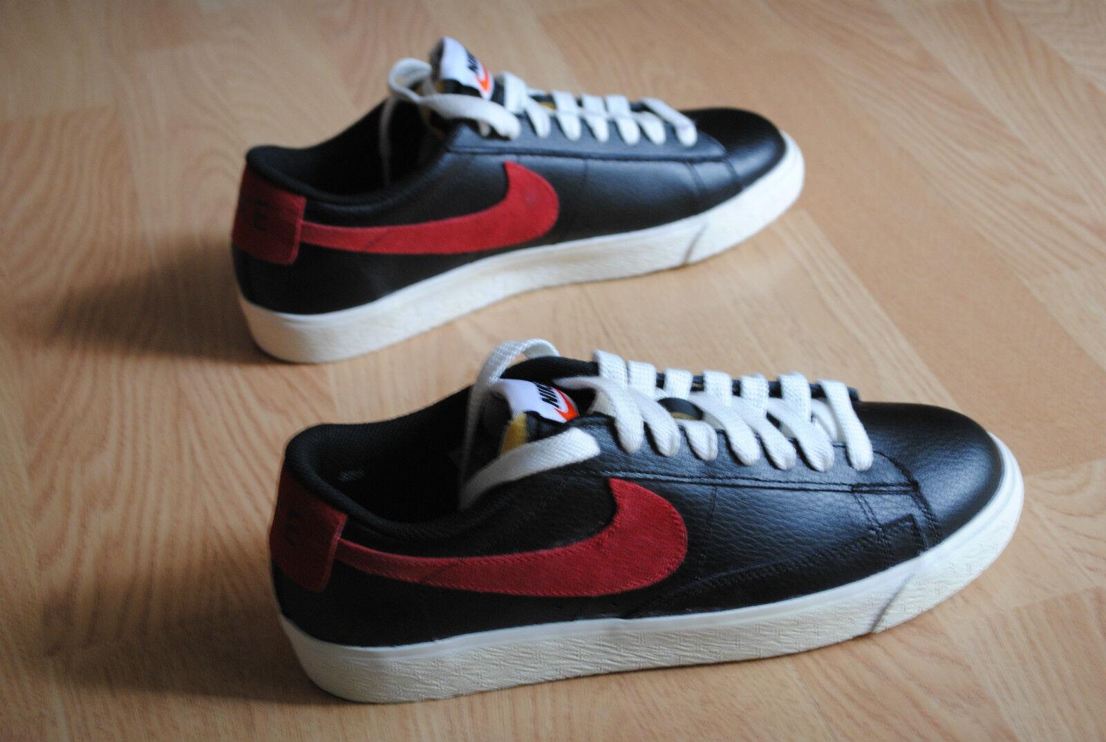 Nike Blazer 42 Premium Vntg Lthr 41 42 Blazer  bruin joRdAn air fOrCe 1 Vintage cOrTez 01a879