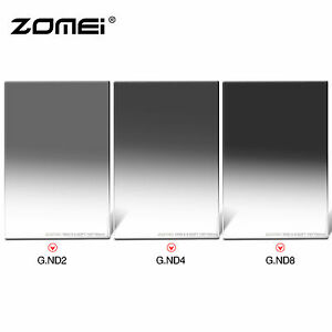 150x100MM Glass Square Graduated ND248 Neutral Density Filter for Cokin Z Camera