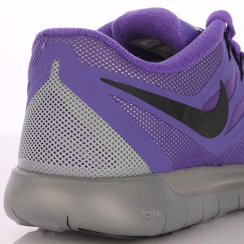 Donne Nike Free 5.0 Flash Scarpe Da Ginnastica Corsa Palestra Yoga Fitness Casual 4.5uk RRP