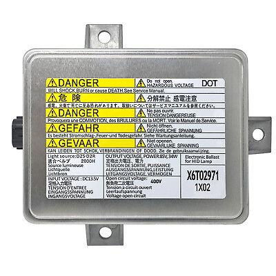 For Acura TL TSX 2002-2005 Xenon Ballast  HID Headlight Assembly Unit New