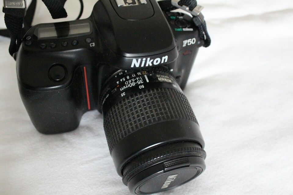 nikon, NIKON, f50