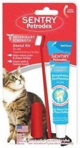3-Pack-Petrodex-Cat-Dental-Care-Kit-Malt-Flavor-Toothpaste-Tartar-Control