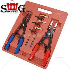 "10"" inch 250cm Internal & External Circlip Plier Tool Snap Ring Garage Pliers"
