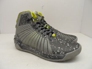 29e5be09d5d Image is loading Tesh-Men-039-s-Trooper-Basketball-Shoe-Gray-