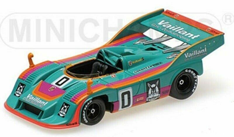 1 18 Minichamps 100756100 1975 Porsche 917 20 Vaillant Winner Interf. Lmtd. EDT.