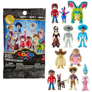 Disney-Pixar-Coco-Skullectables-Mini-Figuras-Elija-Su-Favorito