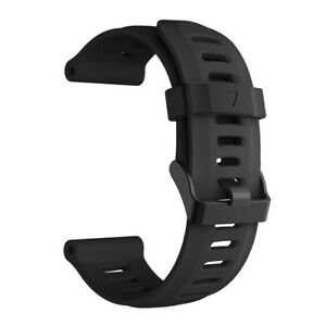 Simple-Silicone-Quick-Install-Band-Wrist-Strap-For-Garmin-Fenix-3-5X-GPS-Watch