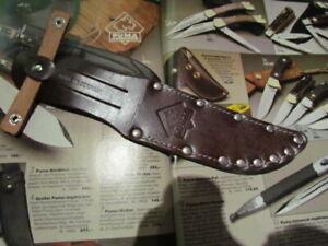 Puma COUTEAU FOURREAU POUR SOLINGEN PUMA trajets couteau avec lames longueur 13 cm