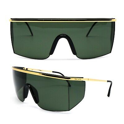 Brille Gianni Versace 790 Vintage Sonnenbrille Neu Old Stock