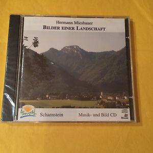 Bilder einer Landschaft, Hermann Miesbauer, Audio CD - Rottenburg, Deutschland - Bilder einer Landschaft, Hermann Miesbauer, Audio CD - Rottenburg, Deutschland
