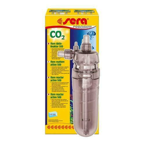 Sera CO2 Flore Active Reactor 500 - Blends CO2 with Water forplantedfish tanks