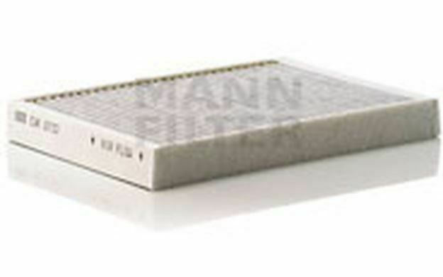 MANN-FILTER Filtre habitacle pour LAND ROVER FREELANDER VOLVO S60 S80 CUK 2733