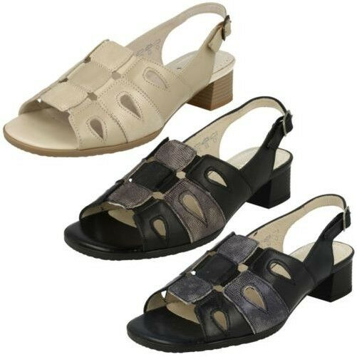 Man's/Woman's Ladies Sandpiper Sandals 'Flossie' durable Modern same design Contrary to the same Modern paragraph 9c15bc