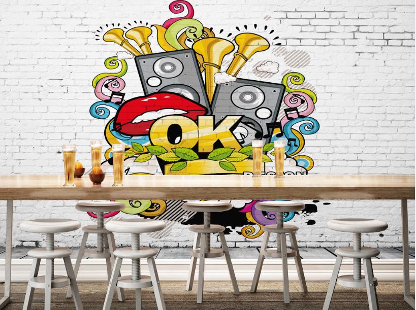 3D Creative Design 89  Wall Paper Murals Wall Print Wall Wallpaper Mural AU Kyra