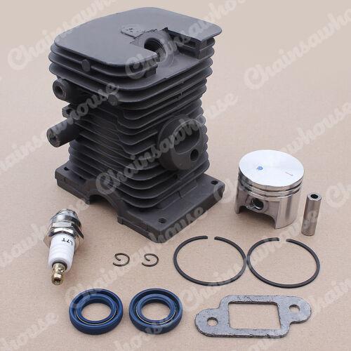 37mm Cylinder Piston Spark Plug Kit Fit Stihl MS170 017 C Chainsaw 1130 020 1207