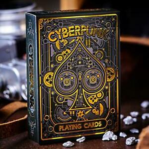 Cyberpunk-Playing-Cards-Gold-Edition-hand-illustrated-deck