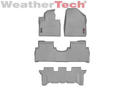 WeatherTech FloorLiner for Kia Sorento w/ 3rd row seating ...