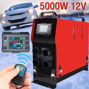 Air Heater Parking Air Diesel Fuel Heater Set 5KW 12V 24V for Car Truck Bus