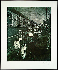 Politische-Kunst-2016-Inkjet-print-Jiri-Georg-DOKOUPIL-1954-CZ-D-handsigniert