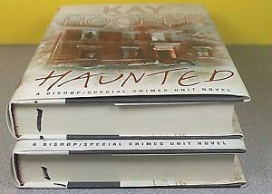 A-Bishop-SCU-Novel-Haunted-3-by-Kay-Hooper-Hardcover-NEW