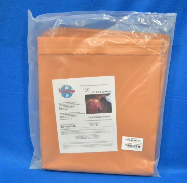 Hi Temp O51 20-Ounce Welding Blanket 6 X 6 Hi Temp Products