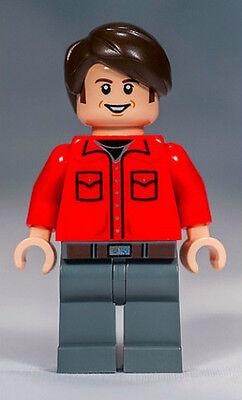 NEW LEGO HOWARD WOLOWITZ MINIFIG big bang theory 21302 figure minifigure toy guy
