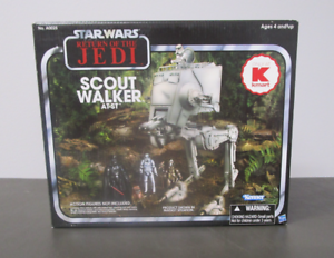 AT-Star Trek Scout Walker Star Wars The Vintage Collection Comme neuf IN BOX K-Mart Exclusive