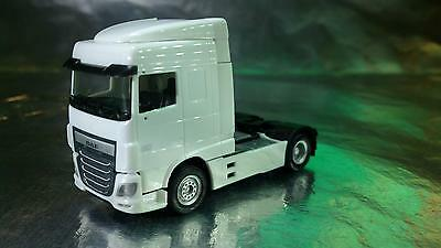 * Herpa 305884-002 DAF XF Euro 6 SC rigid tractor, white 1:87 H0 Scale |  eBay
