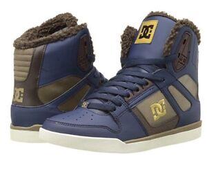 timeless design 2fe8e ef2e1 Rebote de Dc Wnt Skate 191 mujer It Navy Shoe Blue Camel Size Slim 7  d5rnrxFwpq