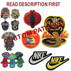 100pcs embroidery patch applique embroidery patch cartoon custom Embroidered Name Patch embroidered patch custom embroidered patch