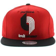 item 5 Portland Trail Blazers Mitchell   Ness STA3 XL Logo Red Snapback Hat  Cap NBA -Portland Trail Blazers Mitchell   Ness STA3 XL Logo Red Snapback  Hat ... 341d53a2a4a