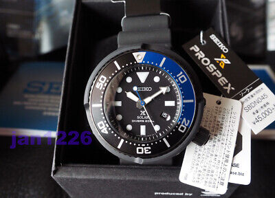 low priced 6036e 7dca9 SEIKO PROSPEX SBDN045 Diver Scuba Limited Edition Men's Watch by LOWERCASE  | eBay