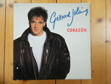 "Gerard Joling - Corazon / 12 "" LP MERCURY RECORDS 1990"