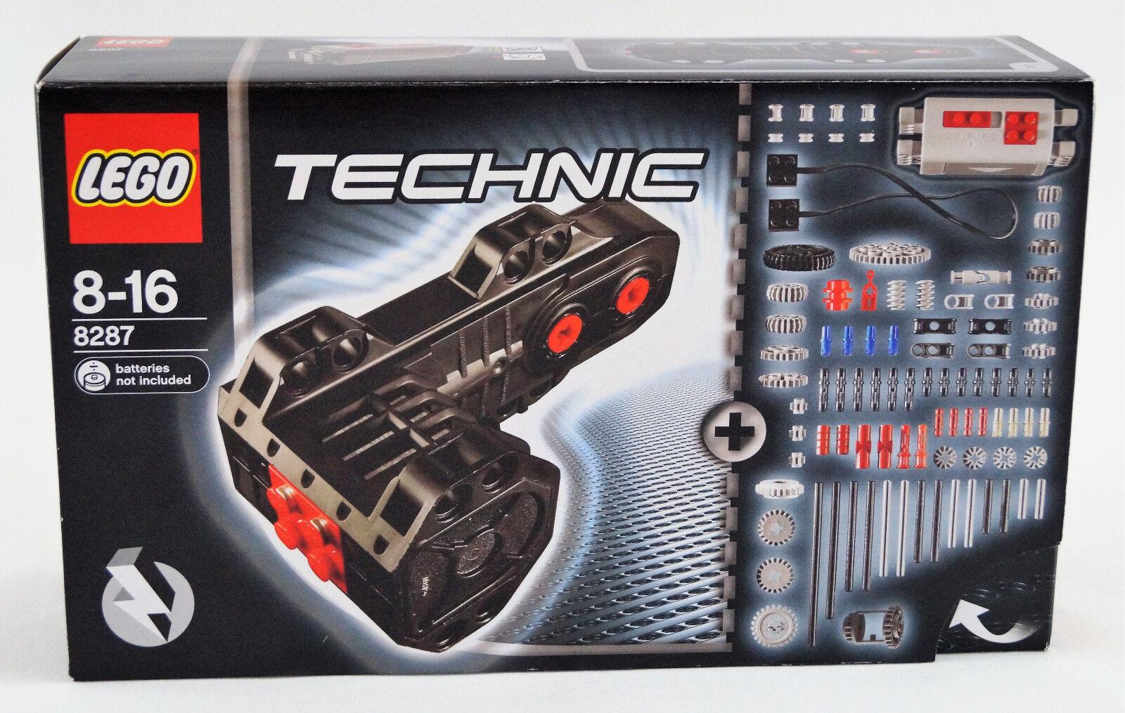 Lego® Technic Technik 8287 Motor  scatola Motor Set Neuware   nuovo  qualità garantita