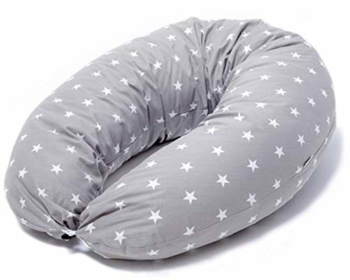 Stillkissen Seitenschläferkissen Schwangerschaftskissen zum Schlafen Lagerung