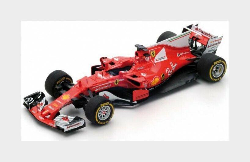 Ferrari F1  Sf70H   0 Presentation 2017 Vettel Raikkonen LOOKSMART 1 43 LSF106 Mo