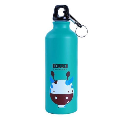 Handy Outdoor Sports School Drinking Juice Water Cup Kids Boys Girls Bottle T