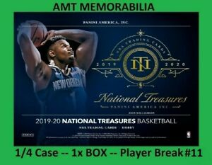 Bol-Bol-Nuggets-2019-20-Panini-National-Treasures-1-4X-CASE-1X-BOX-BREAK-11